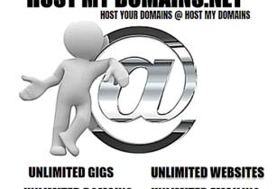 WEB HOSTING – HOSTMYDOMAINS.NET